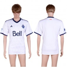 2017-2018 Club Men Vancouver White Home Aaa+ Soccer Jersey