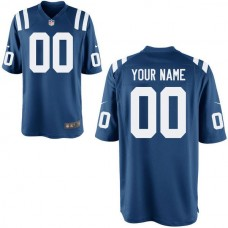 Youth Indianapolis Colts Nike Royal Custom Game NFL Jersey