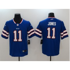Men Buffalo Bills 11 Jones Blue Nike Vapor Untouchable Limited NFL Jerseys