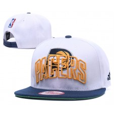 2018 NBA Indiana Pacers Snapback hat 426