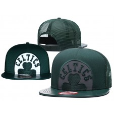 2018 NBA Boston Celtics Snapback hat GSMY0604