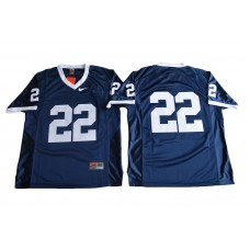 2017 Penn State Nittany Lions 22 College Football Jersey - Navy Blue