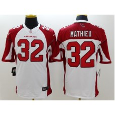 Arizona Cardicals 32 Mathieu White Nike Limited Jerseys