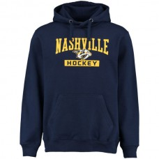 2016 NHL Nashville Predators Rinkside City Pride Pullover Hoodie - Navy
